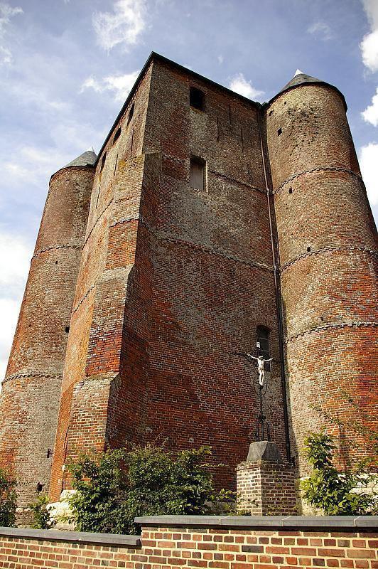 Église fortifiée de BURELles_Burelles (1)