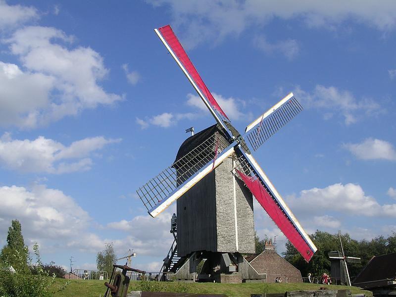 Moulin à vent_Villeneuve-d'Ascq