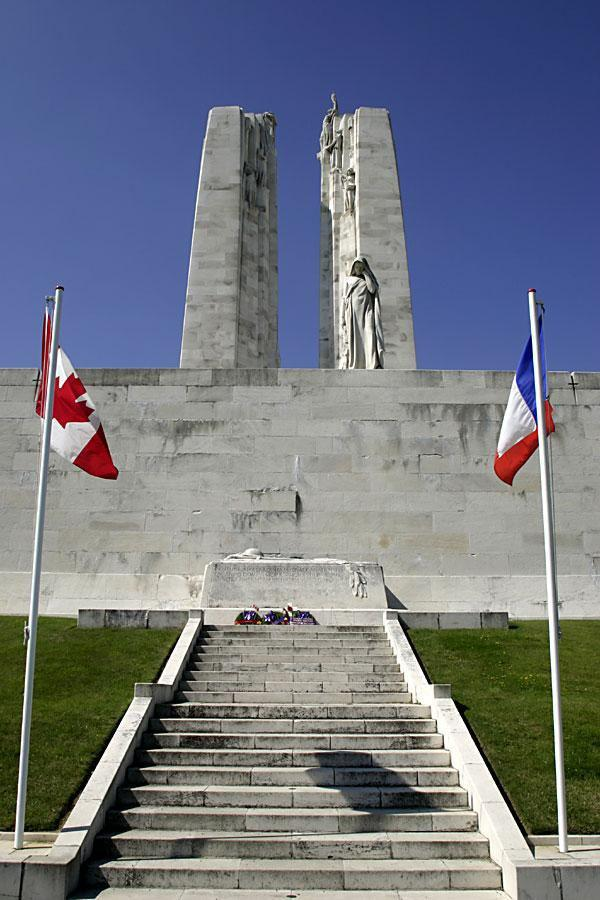 Mémorial canadien_Vimy
