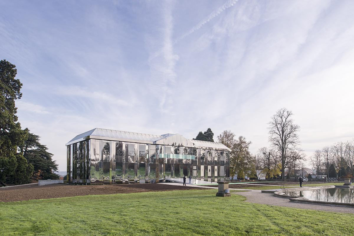Parc culturel de Rentilly Michel Chartier - Le châ