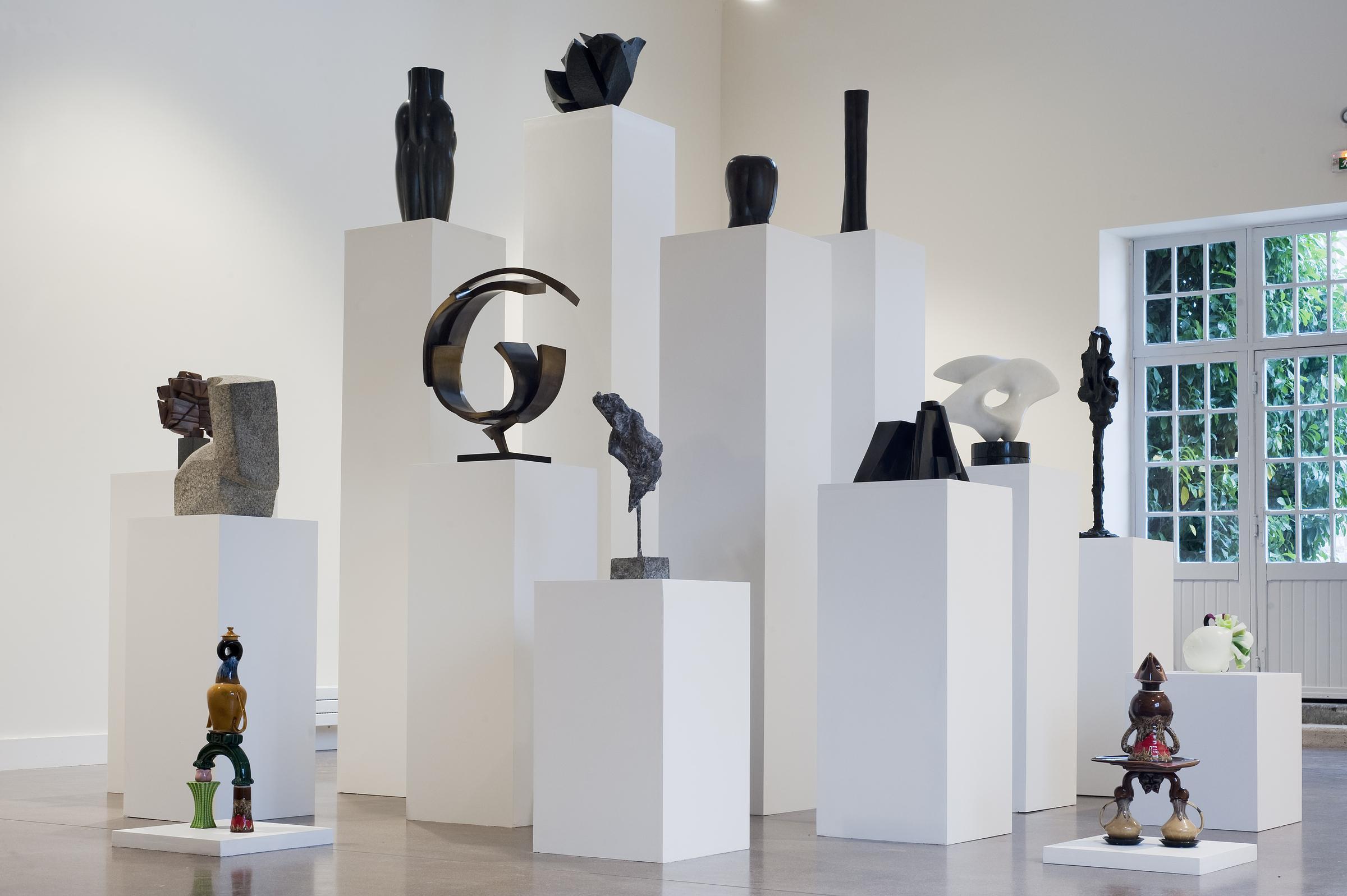 Parc culturel de Rentilly Michel Chartier - Exposi