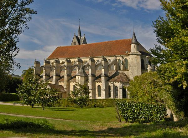 Collégiale de Crécy-la-Chapelle