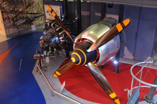 Musée aéronautique et spatial du groupe SAFRAN