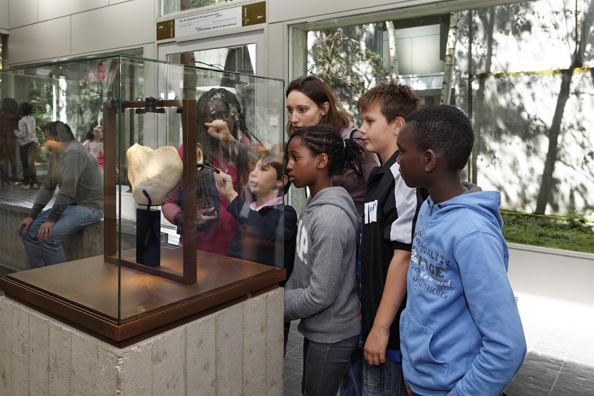 Musée départemental de Préhistoire d'Île-de-France