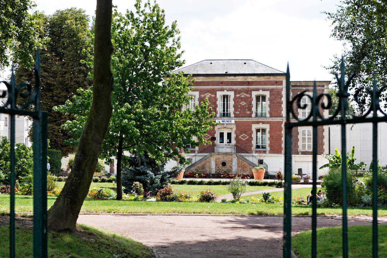 Musée Gatien-Bonnet à Lagny-sur-Marne dans le squa