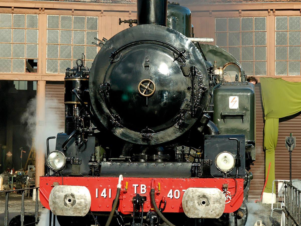 Musée vivant du chemin de fer