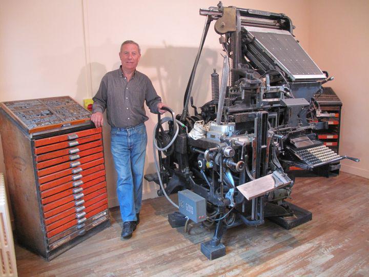 Musée de l'Imprimerie et de la Typographie