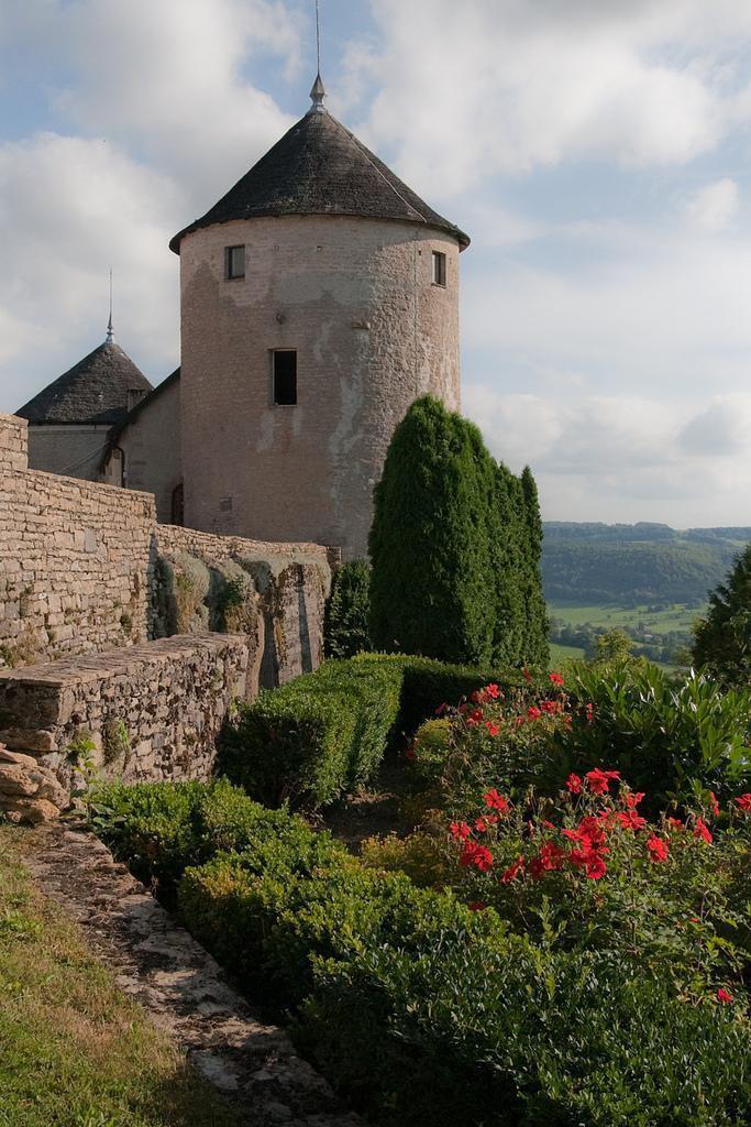 Image : Château de Belvoir