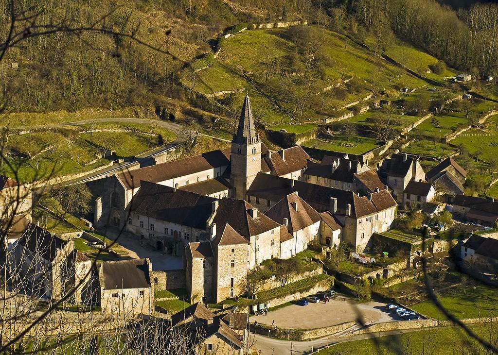 Abbaye impériale_Baume les Messieurs