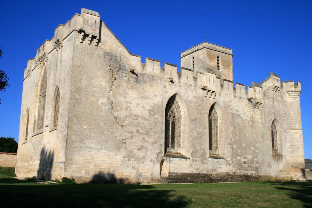 Eglise Saint-Martin d'Esnandes_Esnandes