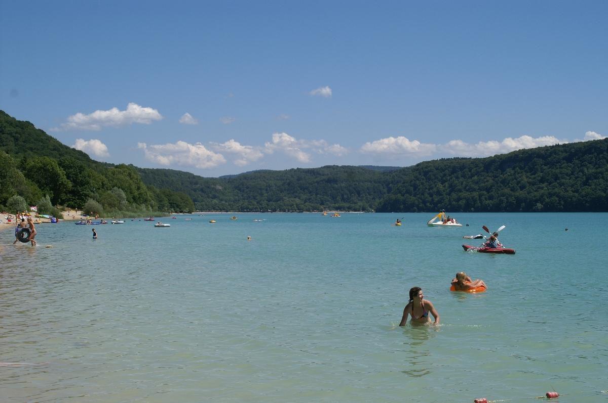 Le lac de Chalain_DOUCIER