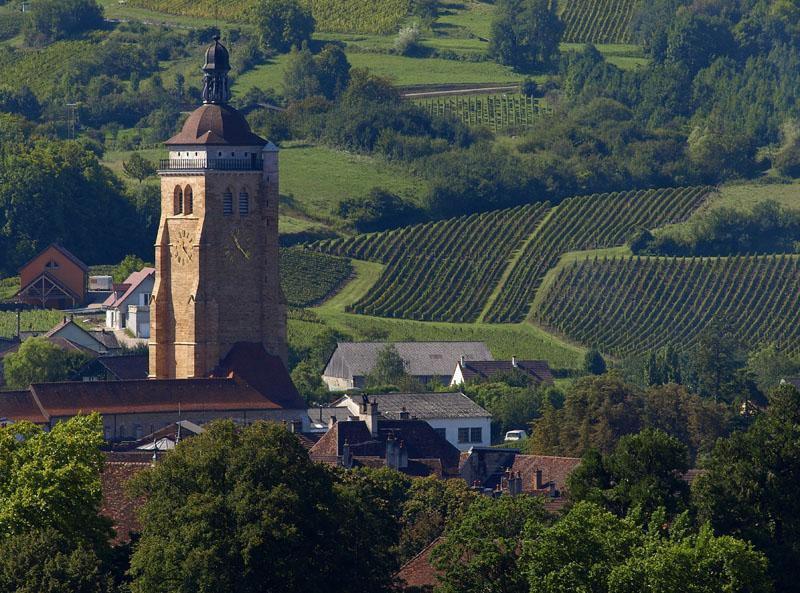 Les plus beaux endroits à visiter dans - Jura (39)