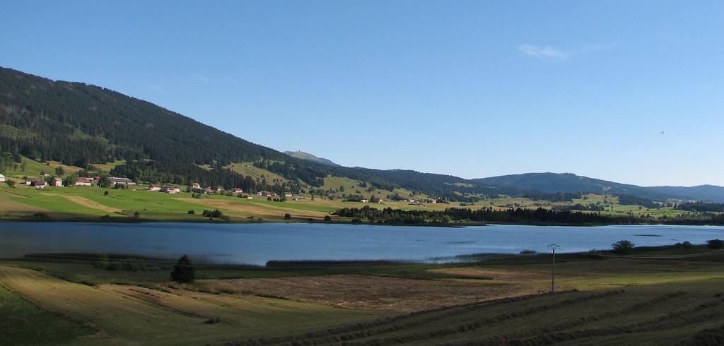Lac_Les Rousses