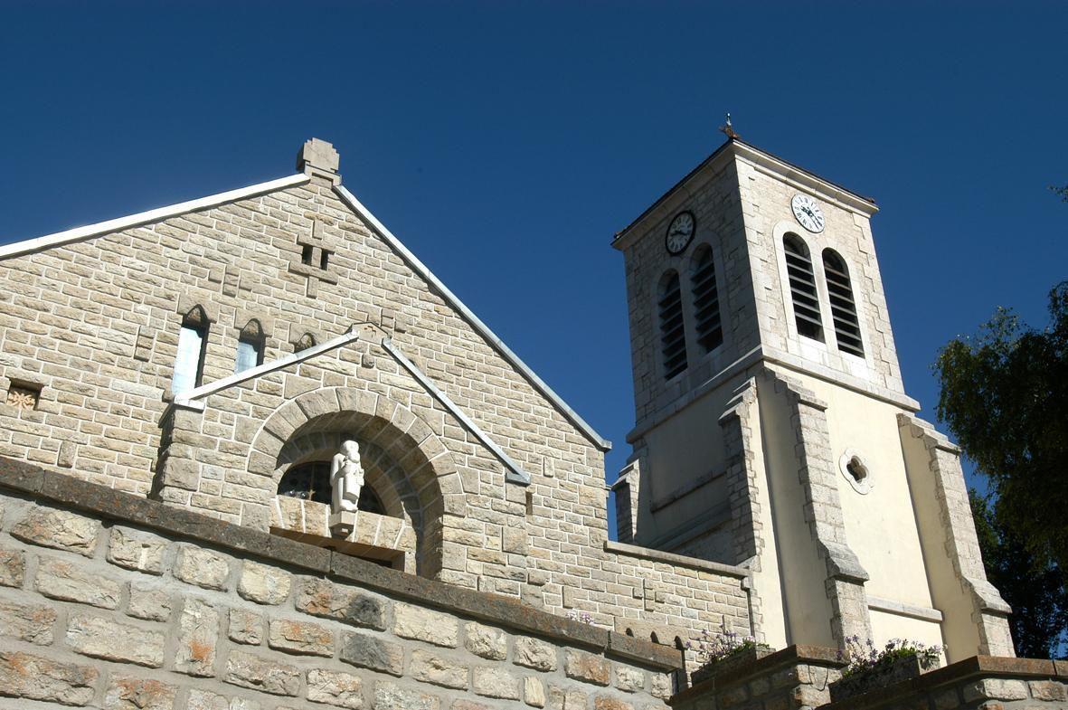 Eglise_Vassieux en Vercors