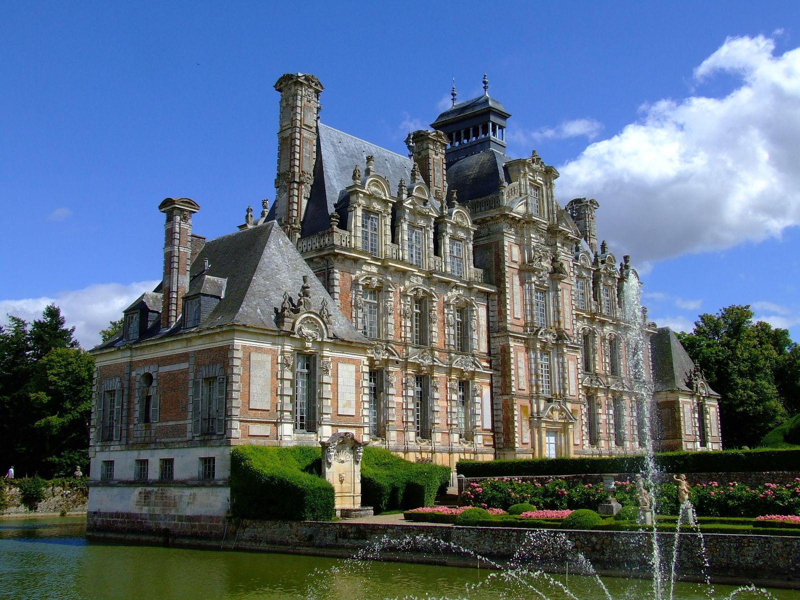 Château de Beaumesnil_Bernay