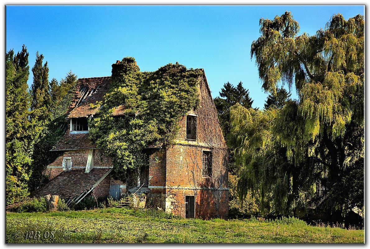 La maison abandonnée_Elbeuf