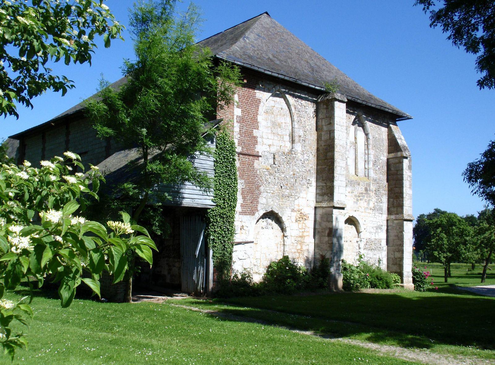 Château de Betteville_Betteville