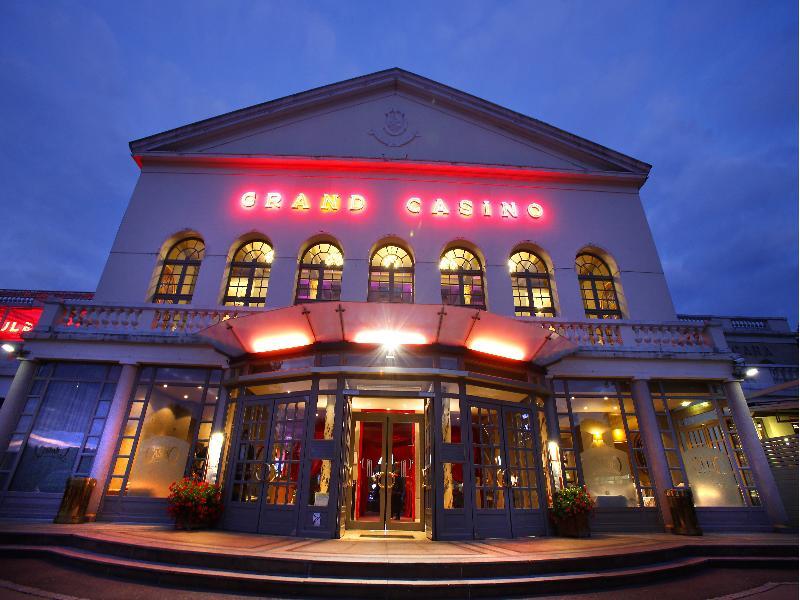 casino restaurant le grand quevilly