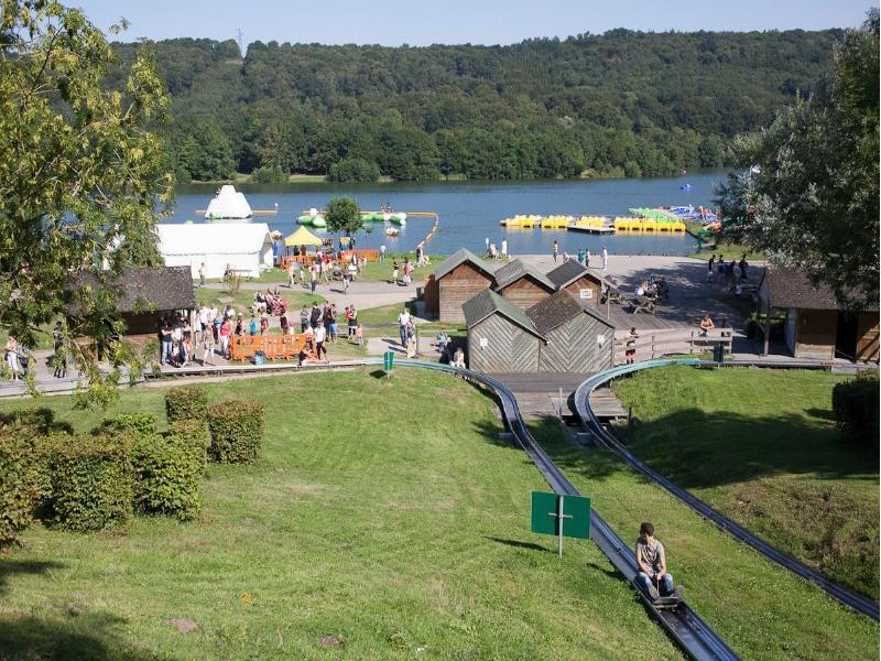 Base de loisirs du Lac de Caniel - Vittefleur