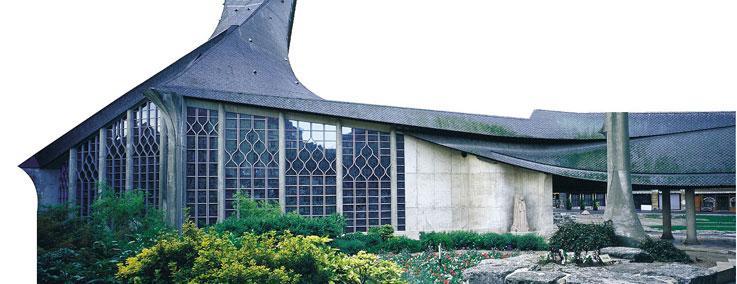 Eglise Sainte-Jeanne d'Arc - Rouen