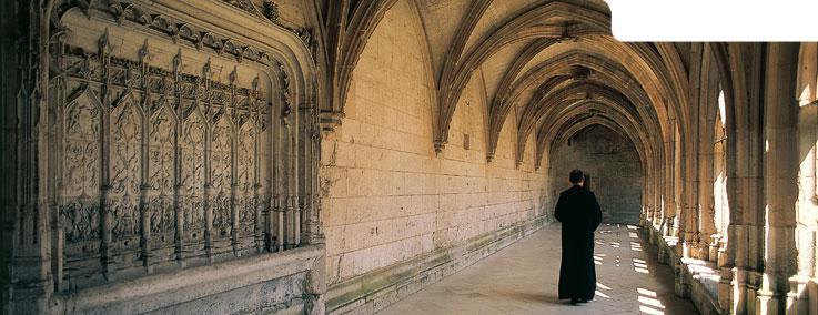 Abbaye de Fontenelle - St Wandrille