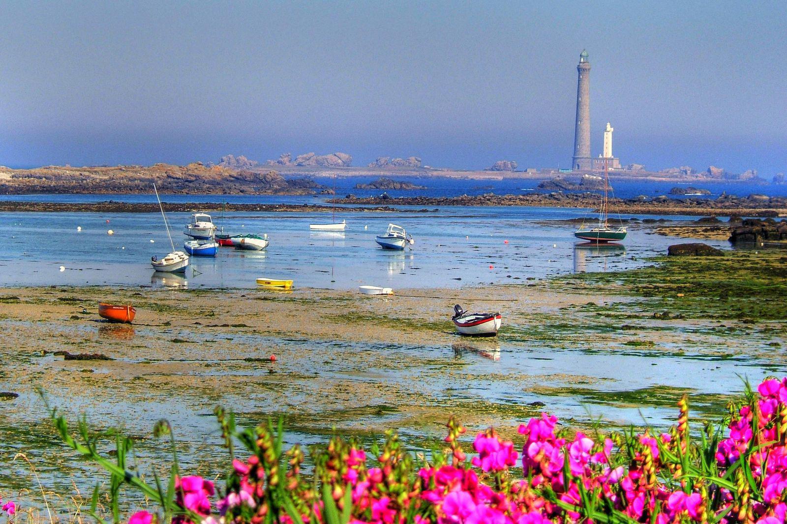 Image : Phare de l'Île Vierge