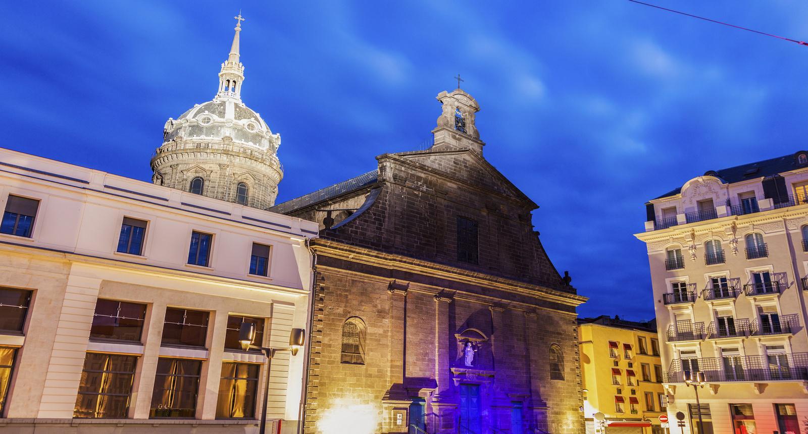 Eglise Saint-Pierre les Minimes, Clermont-Ferrand