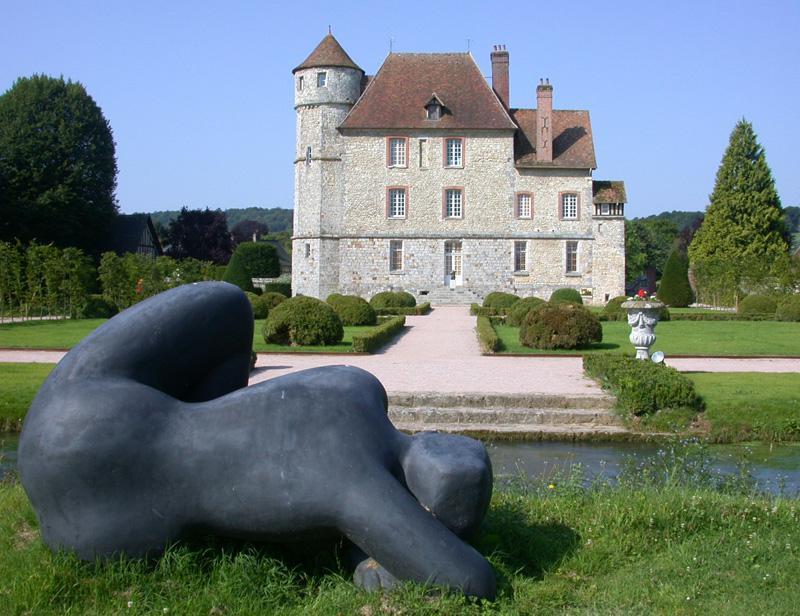 Image : Parc du Château de Vascoeuil