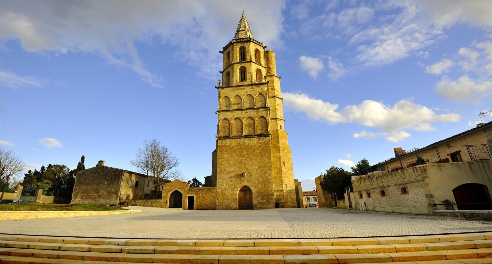 Eglise d'Avignonet-Lauragais