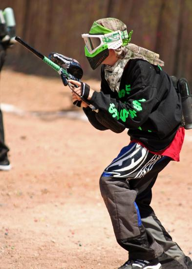 paintball haute action ANTIGNAC