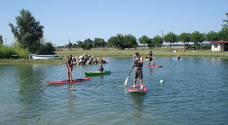 Canoe Garonne