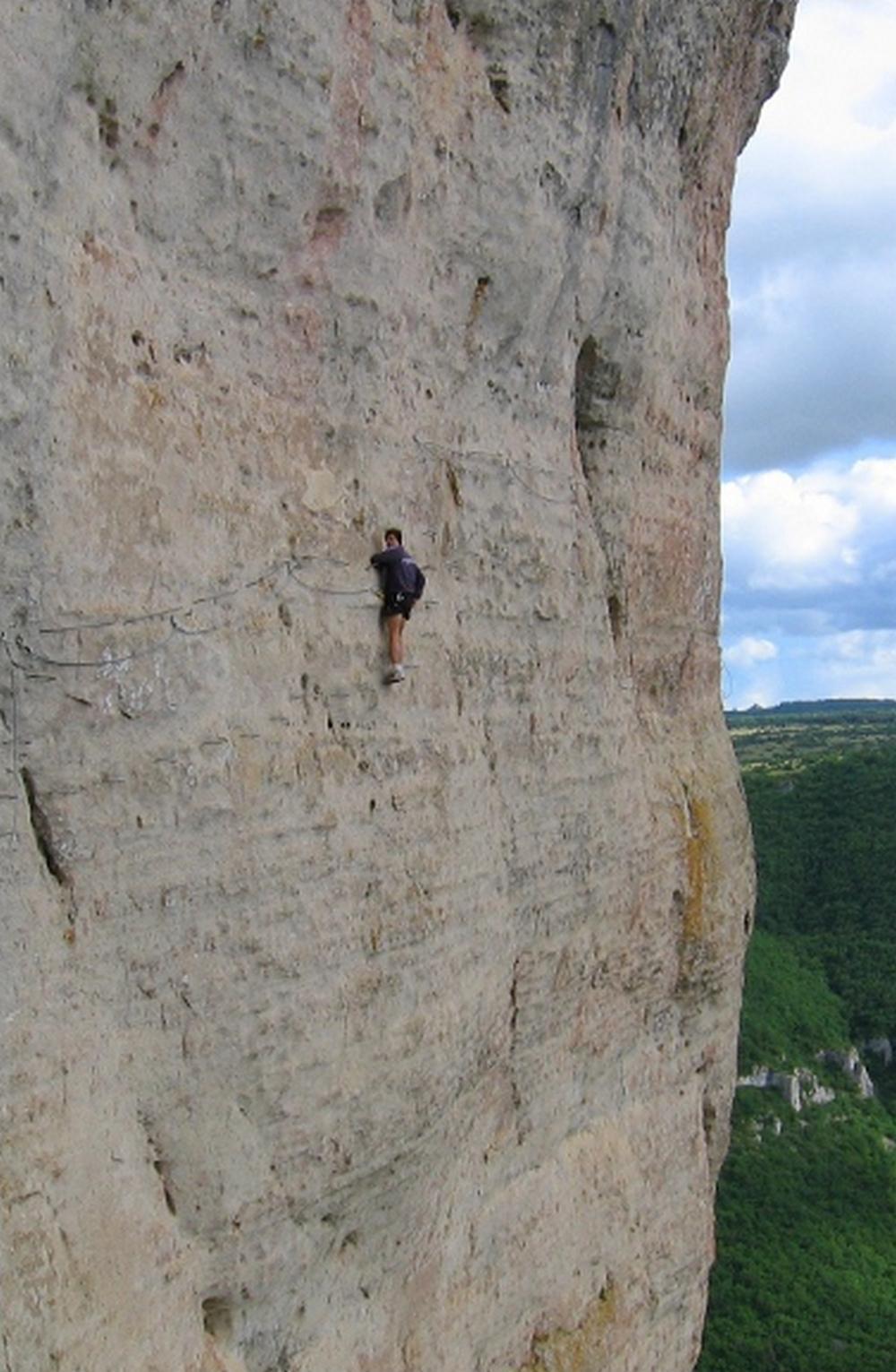 escalade montagne aventure TOULOUSE
