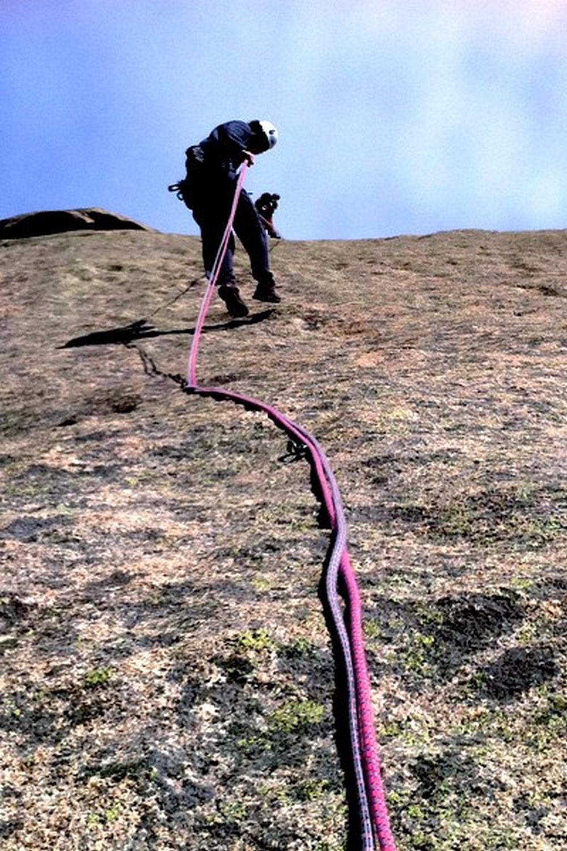 grande voie dure montagne aventure TOULOUSE