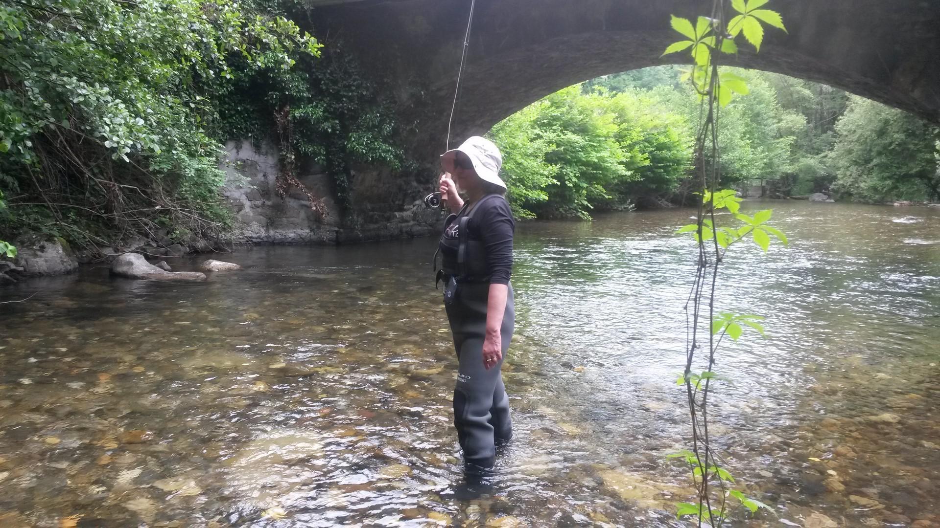 FLY FISHING Pyrénées 2 MONTREJEAU