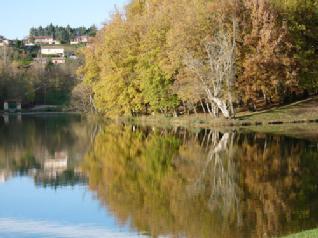 lac orme blanc caraman