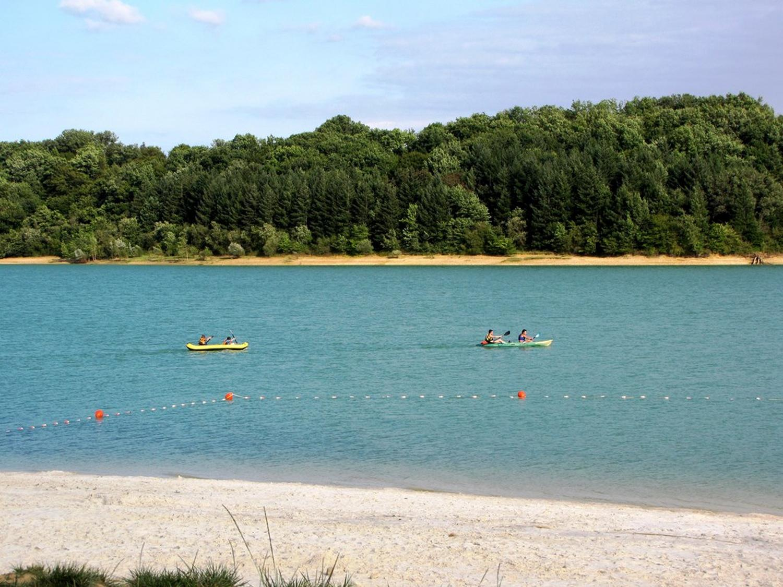 canoe lac gimone BOULOGNE
