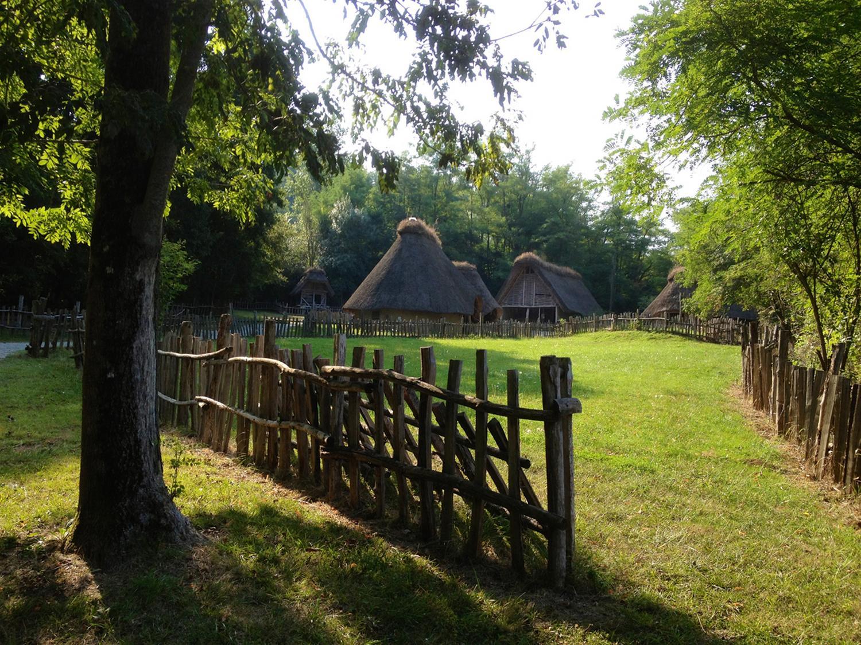 Village gaulois 2 RIEUX