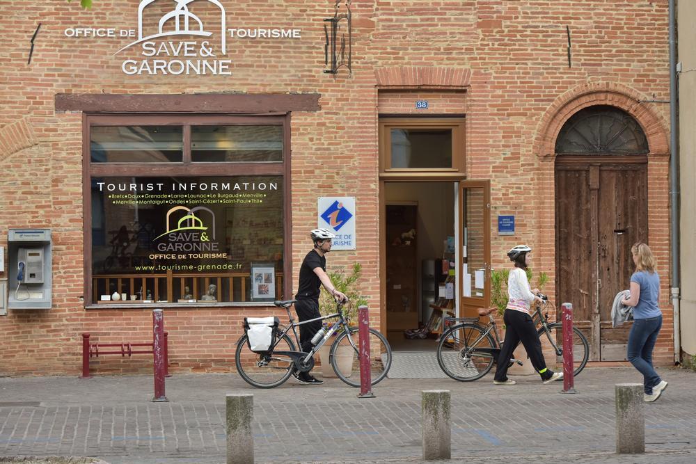Image : Office De Tourisme Save Et Garonne