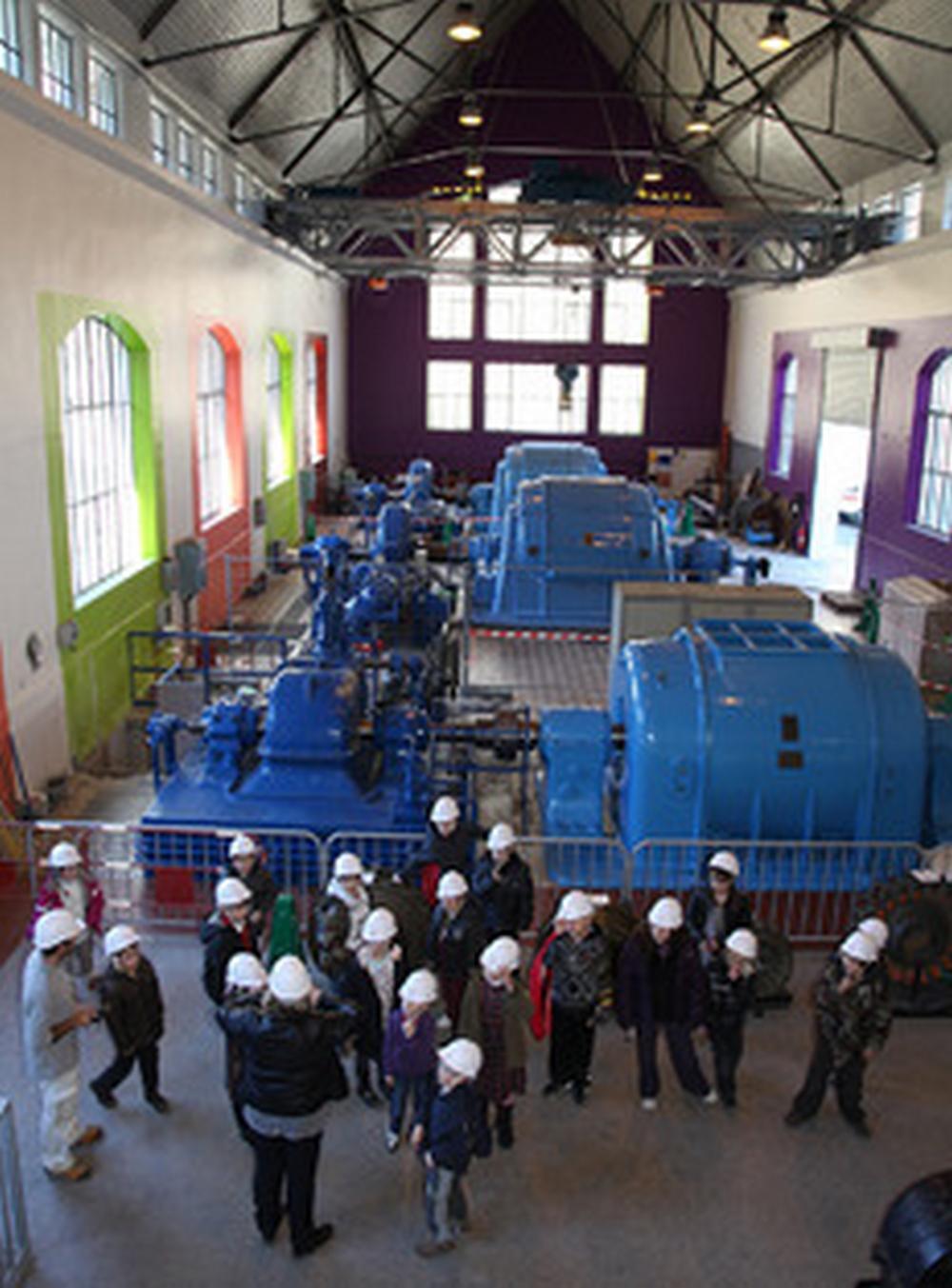 Image : Centrale Hydroelectrique Du Lac D'oo