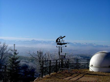 balcon observatoire astro LATRAPE