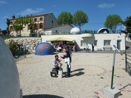 vue d'ensemble observatoire astro LATRAPE
