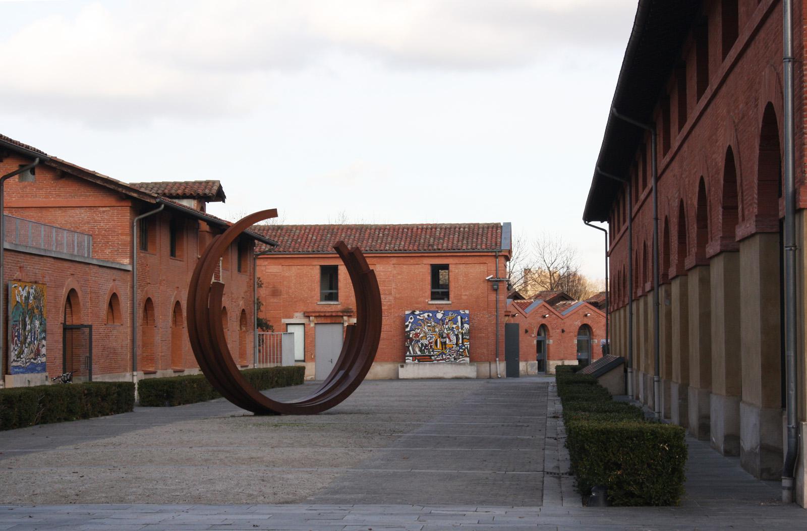 Image : Les Abattoirs, Musee D'art Moderne Et Contemporain De Toulouse Et Frac Midi Pyrenees