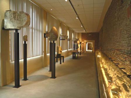 Image : Espace Museographique Georges Baccrabere De L'institut Catholique
