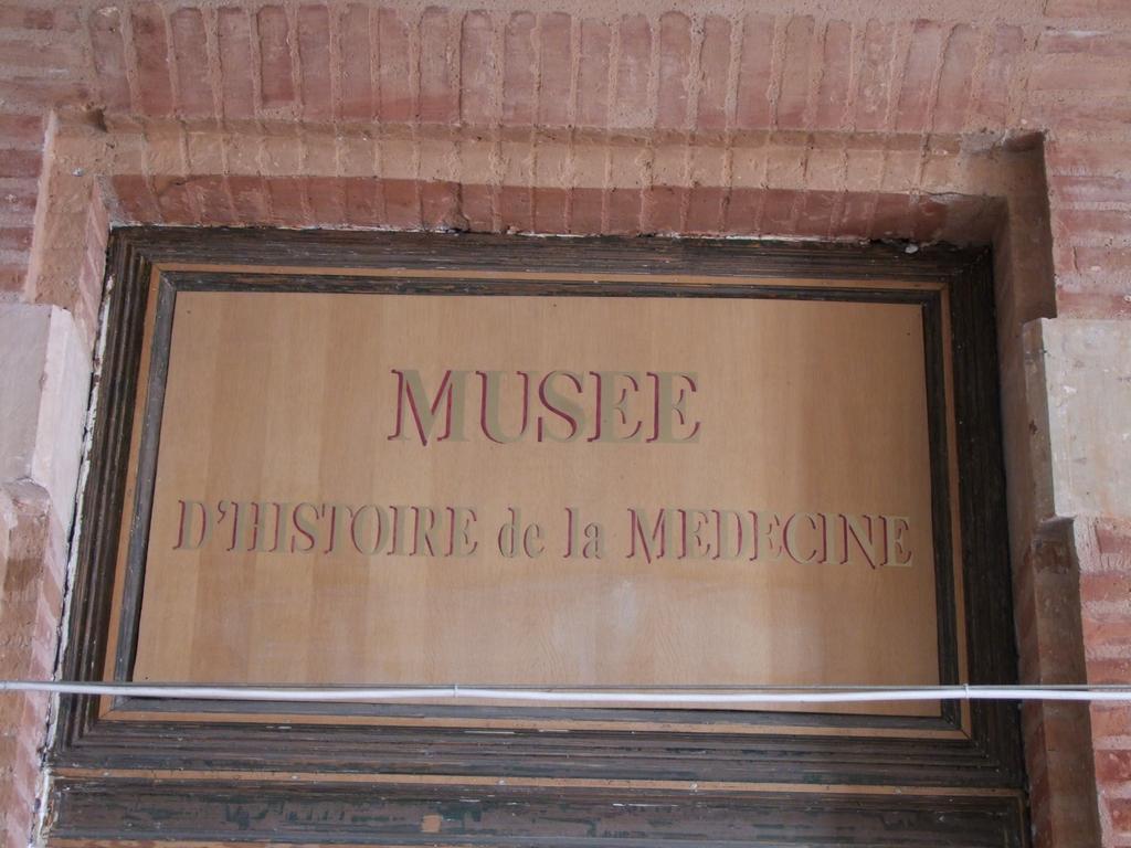 Image : Musee D'histoire De La Medecine De Toulouse