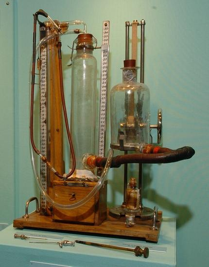 musee instrument medecine appareil de kyss TOULOUSE