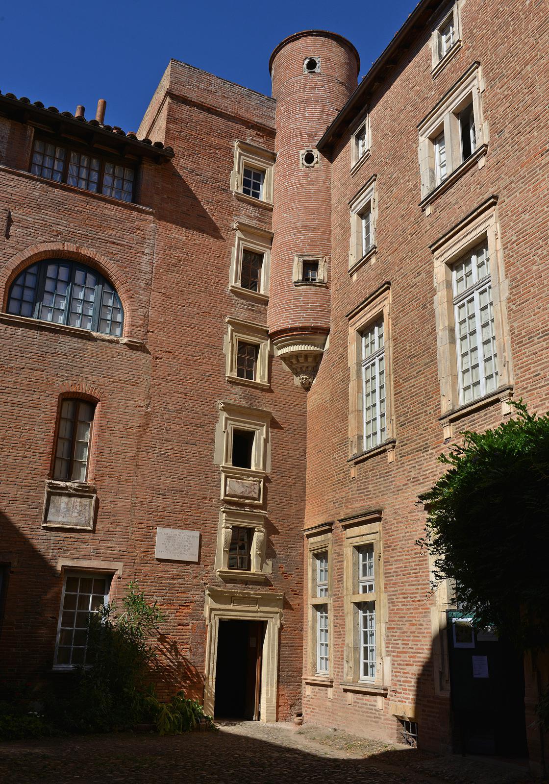 1401 © K Lhémon Musée du Vieux Tlse mod
