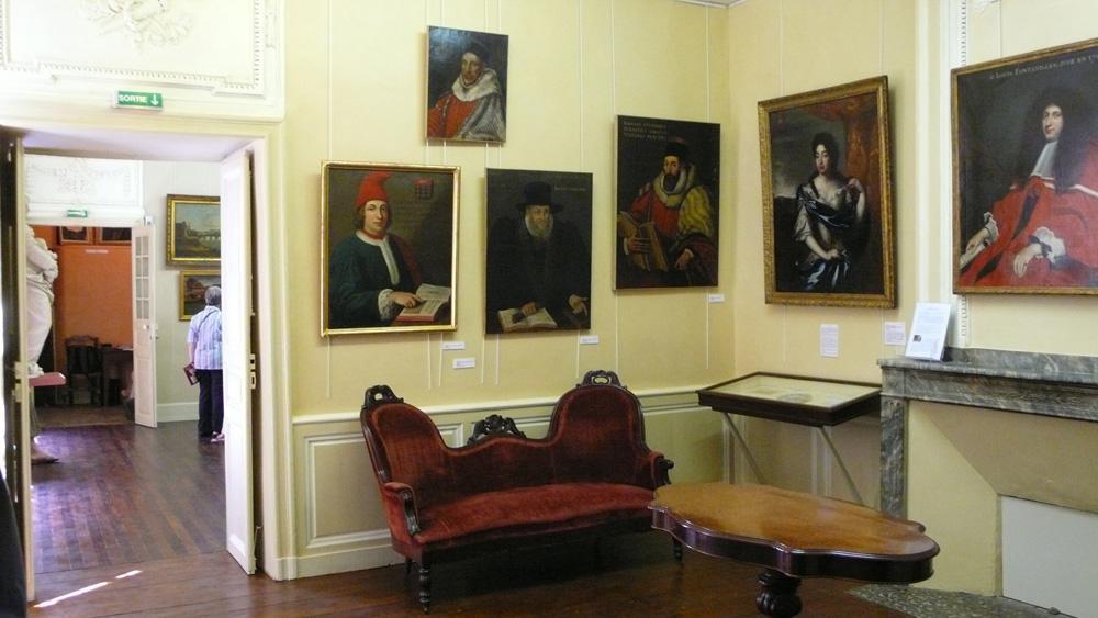 _salle du musée (c) musée du Vieux-Toulouse, cliché J