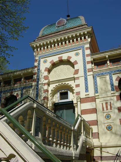 facade george labit TOULLOUSE