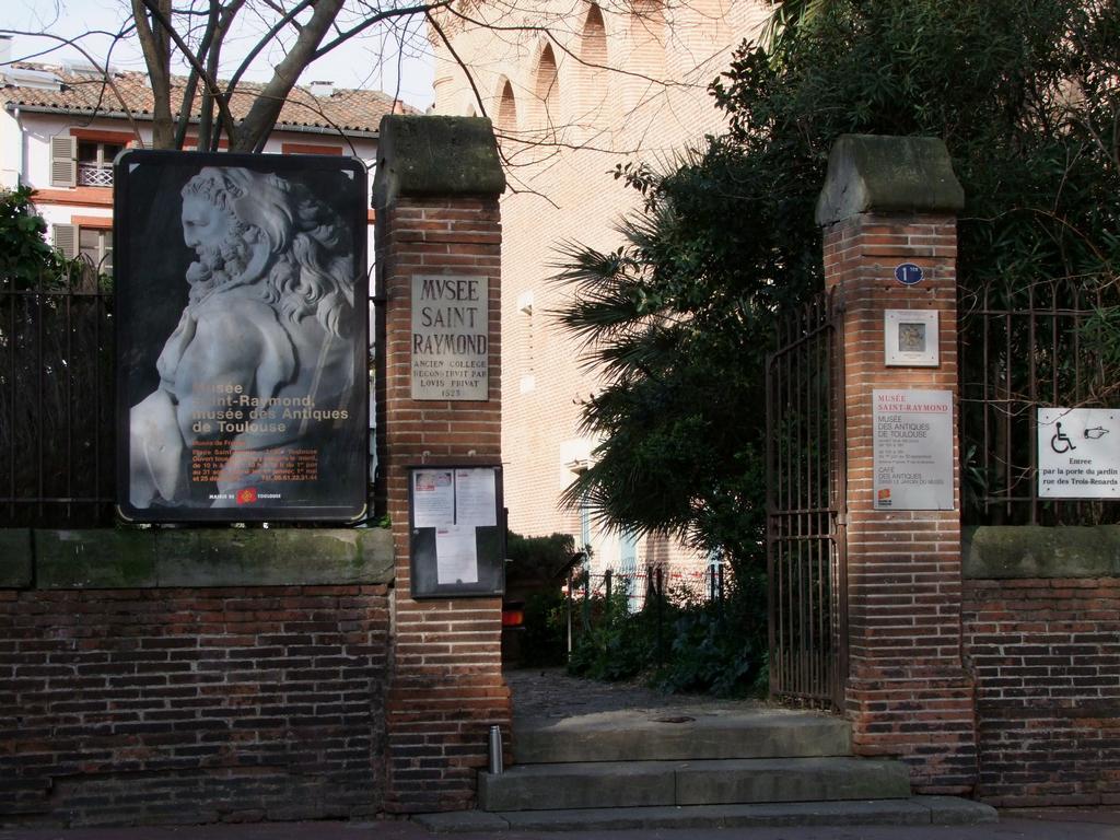 musee saint raymond 2 TOULOUSE