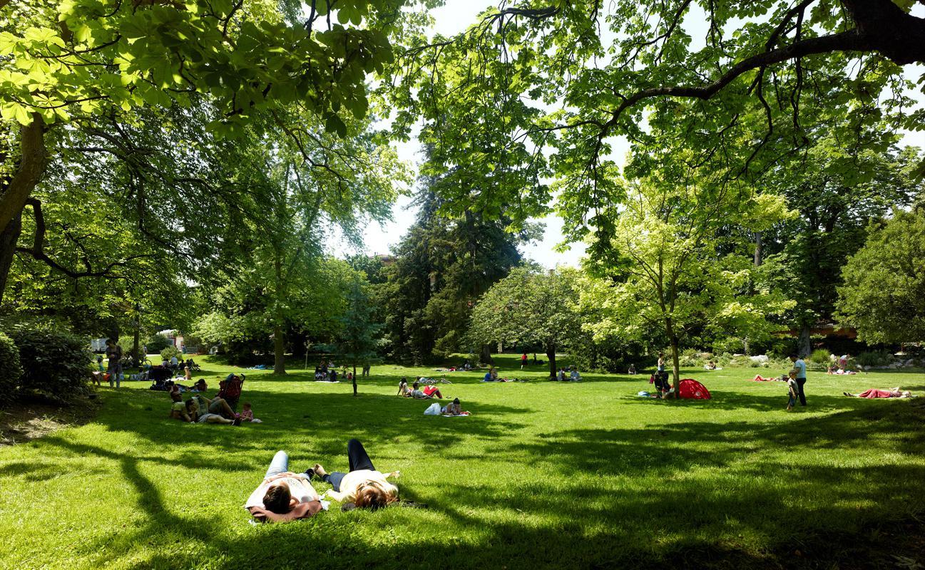Image : Jardin Des Plantes